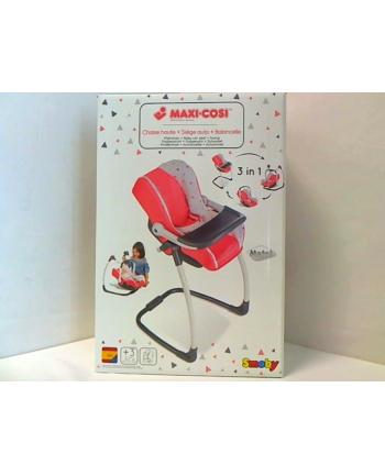 SMOBY Maxi Cosi krzesełko do karmienia 3w1 240230