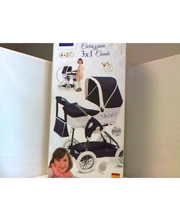 SMOBY Inglesina wózek Maxi Combi 3w1 250581