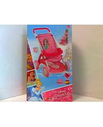 SMOBY Disney Princess spacerówka 254002