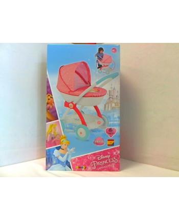 smoby SMPBY Disney Princess wózek głęboki 254102