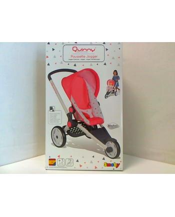 SMOBY Maxi Cosi wózek 3-kołowy Jogger 255098