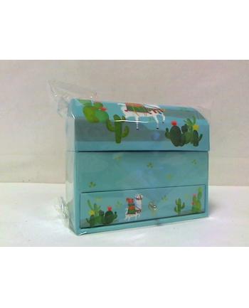 STNUX szkatułka mała Lama STN3603