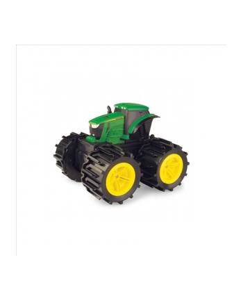 TOMY John Deere traktor rozsuwane koła 46711