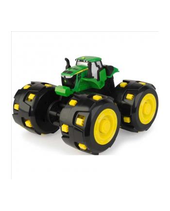 TOMY John Deere traktor opony z kolcami 46712