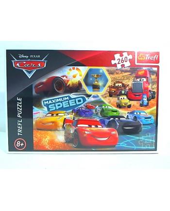 trefl Puzzle 260 GALA ZWYCIĘZCÓW CARS 3 13239