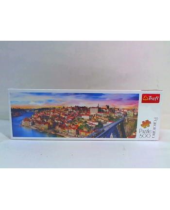 trefl Puzzle 500 Panorama Porto Portugalia 29502