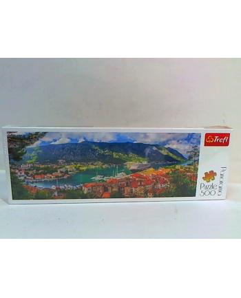 trefl Puzzle 500 Panorama Kotor Czarnogóra 29506