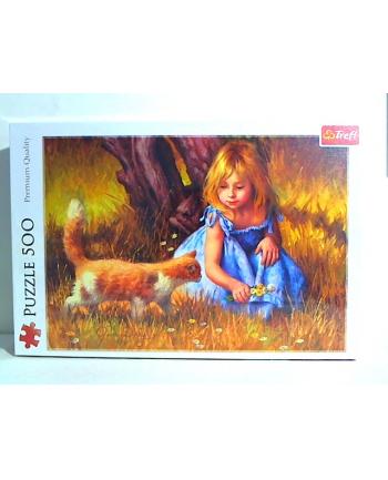 trefl Puzzle 500 W CENTRUM UWAGI 37291