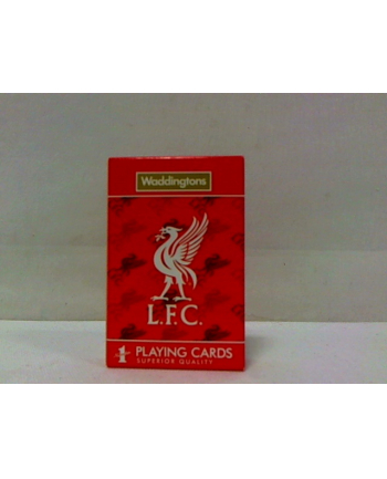 winning Waddingtons No.1 Liverpool FC 009324
