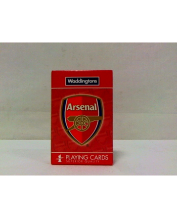 winning Waddingtons No.1 Arsenal FC 010917