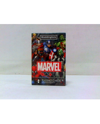 winning Waddingtons No.1 Marvel Universe 024419