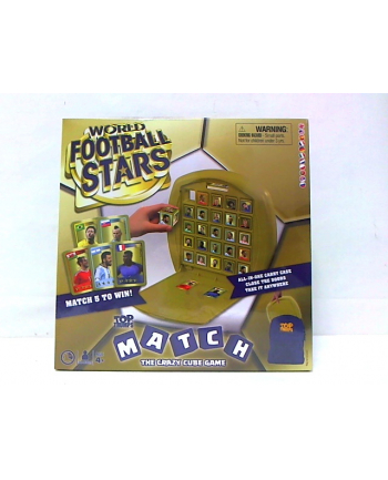 winning MATCH TopTrumps World Football Stars