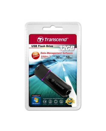 Pamięć Pendrive TRANSCEND JETFLASH 600 32GB TS32GJF600