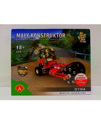 alexander Mały konstruktor maszyny budowlane Dyna 17090