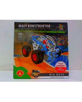 alexander Mały konstruktor Monster Truck-Big Boss 19193