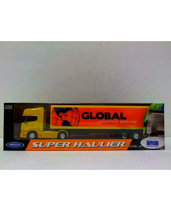 dromader WELLY truck 1:64 Scania V8 R730 58021
