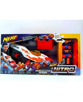 hasbro NERF NITRO DOUBLECLUTCH INFERNO E0858 /2