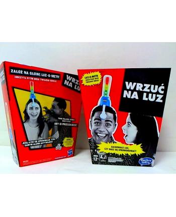 hasbro Gra WRZUĆ NA LUZ E1845 /3