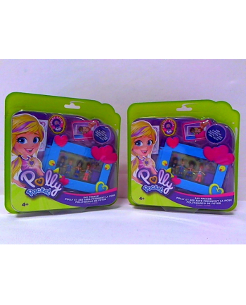 mattel Polly Pocket Frends multipak Stop-klatka FRY96 /6