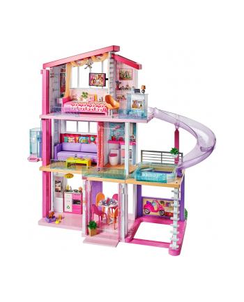 mattel Barbie domek światła i dźwięki FHY73
