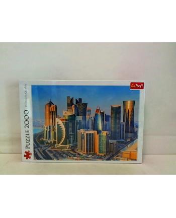 trefl Puzzle 2000 DOHA KATAR 27084
