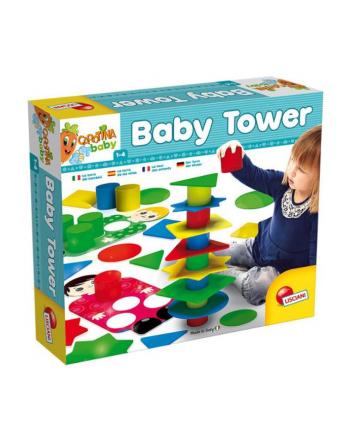 lisciani giochi Carotina Baby Tower 67831