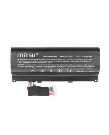 mitsu Batteria do Asus G751 GFX71 (5200 mAh)