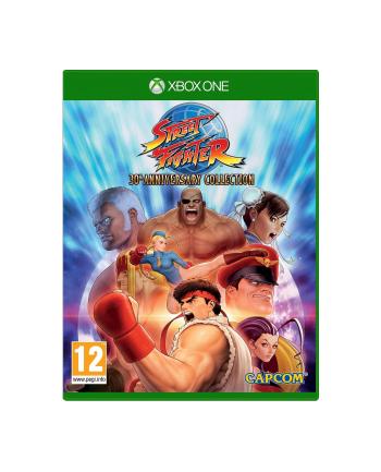 cenega Gra Xbox One Street Fighter 30th Anniversary Collection