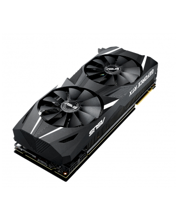asus Karta graficzna GeForce RTX 2080 DUAL 8GB GDDR6 256bit HDMI/3DP/USB c