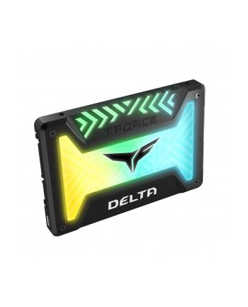SSD Team Group T-Force Delta RGB 500GB Black