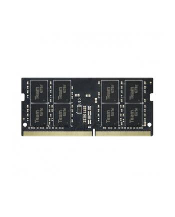 Memory Team Group Elite DDR4 - 8GB, 2400 mhz, CL16-16-16-39 1.2V SODIMM