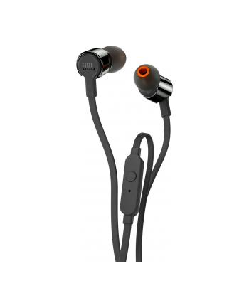 Headphones in-ear JBL T210, Black