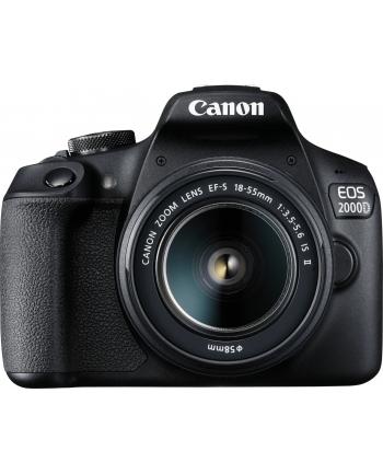 canon EOS 2000D BK 18-55 IS EU26 VUK 2728C013