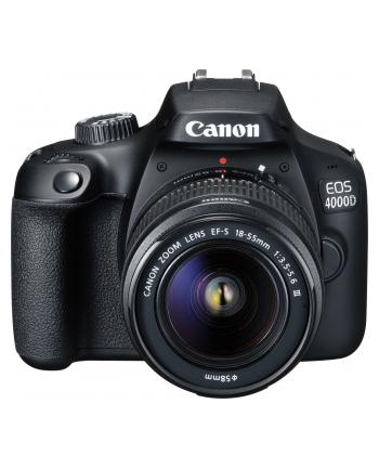 canon EOS 4000D BK 18-55 EU26 3011C003