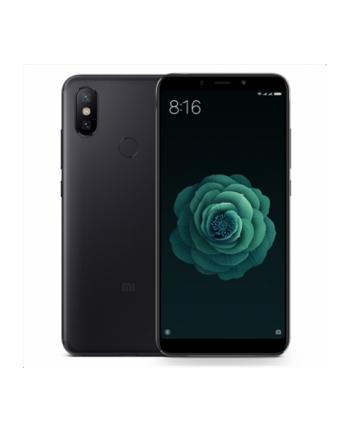 XIAOMI | Mi A2 | 64 GB | Black | 3G | LTE | OS Android 8.1 | Screen 5.99'' | 1080 x 2160 | IPS-LCD | Dual SIM | 1xUSB type C | 2xNano-SIM card tray | Camera 20MP+12MP | 20MP | Fingerprint reader | Battery 3010 mAh | MZB6469EU