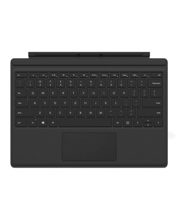 Microsoft Type Cover for Microsoft Surface Pro 4/5  Black