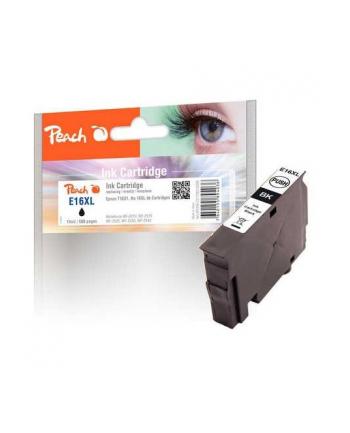 Tusz PEACH PI200-237 Epson T1631, No 16XL | black