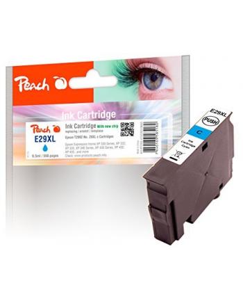 Tusz PEACH PI200-410 Epson T2992, No 29XL | cyan