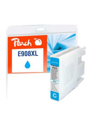 Tusz PEACH Epson No. 908XL, cyan, PI200-575 1 Tusz cartridge (UK=25)