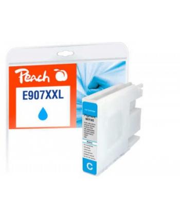 Tusz PEACH Epson No. 907XXL, cyan, PI200-580 1 Tusz cartridge (UK=25)