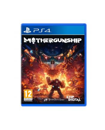 cenega Gra PS4 Mothergunship