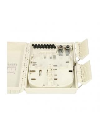 EXTRALINK ELENA 16 CORE FIBER OPTIC DISTRIBUTION BOX WHITE