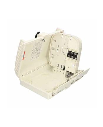 EXTRALINK ELENA 16 CORE FIBER OPTIC DISTRIBUTION BOX WHITE