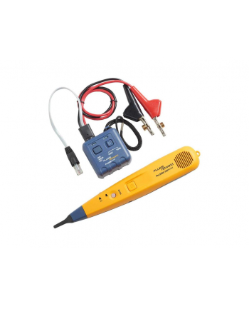 fluke networks Precyzyjny analogowy lokalizator kabli i pojedynczych par kablo. z filtrem 50 Hz