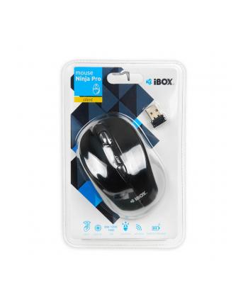 ibox I-BOX Ninja Pro Mysz Bezprzewodowa, cichy klik