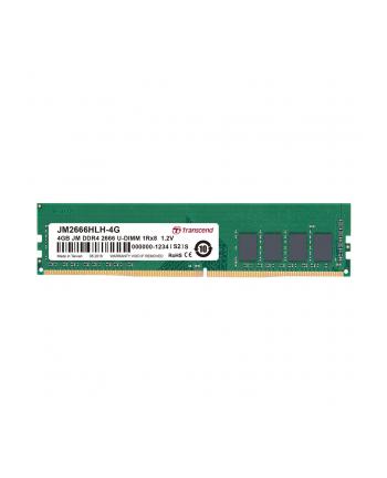 Transcend JM 4GB DDR4 2666 U-DIMM