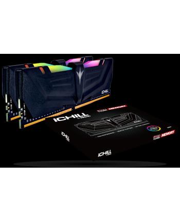 INNO3D iCHILL RGB DDR4 16GB KIT 2x8GB AURA, 3600Mhz, CL17, RGB AURA SYNC, 1.35V