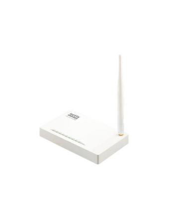 Netis Router ADSL2 WIFI N150 + LAN x4, 1x Antena 2,4GHz