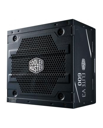 cooler master europe b.v. Cooler Master zasilacz  Elite V3 600W, aktywne PFC