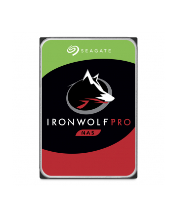Dysk Seagate IronWolfPro, 3.5'', 14TB, SATA/600, 7200RPM, 256MB cache